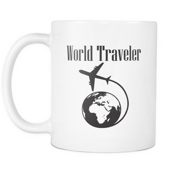 World Traveler Mug - OWTwear
