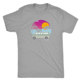 Van at the beach mens shirt - OWTwear