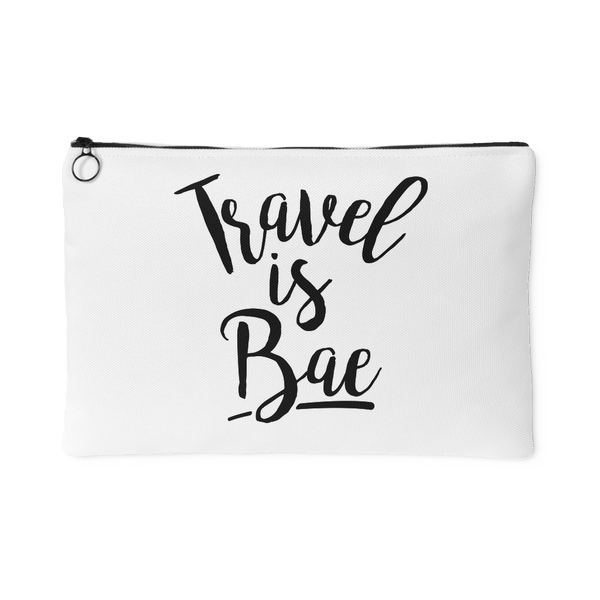 Travel is Bae Accessory Pouch - OWTwear