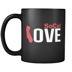 SoCal Love Mug - OWTwear