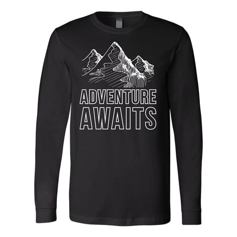 Adventure Awaits Long Sleeve - OWTwear