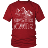 Adventure Awaits Unisex Shirt - OWTwear