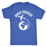 World Traveler  Mens Shirt - OWTwear