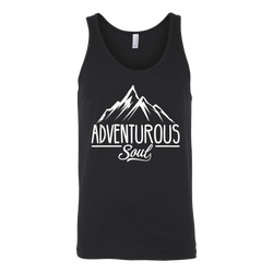 Adventurous Soul Tank Top - OWTwear