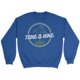 Take A Hike Sweatshirt - OWTwear