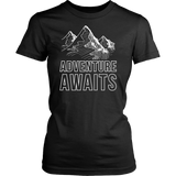 Adventure Awaits Womens Shirt - OWTwear