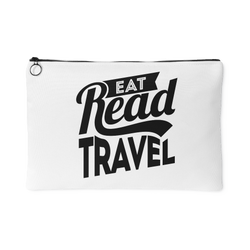 Eat Read Travel Accessory Pouch - OWTwear