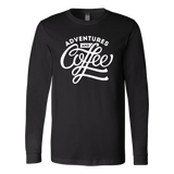 Adventures and Coffee Long Sleeve Shirt - OWTwear