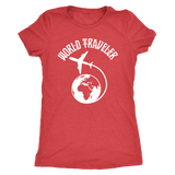 World Traveler Ladies Shirt - OWTwear