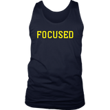 Focused Mens Tank - OWTwear