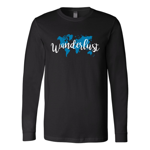 Wanderlust Long Sleeve Shirt - OWTwear