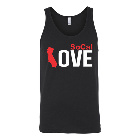 SoCal Love Unisex Tank Top - OWTwear