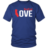 SoCal Love Unisex Shirt - OWTwear