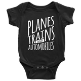 Planes Trains and Automobiles Kids Shirt - OWTwear