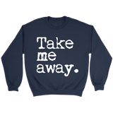 Take Me Away Sweater - OWTwear
