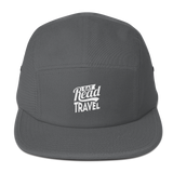 Eat Read Travel 5 Panel Camper - OWTwear