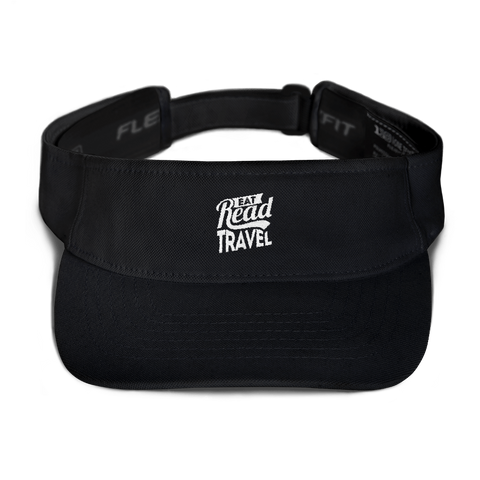 Eat Read Travel Visor - OWTwear