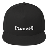 Travel IPA Flat Bill Cap - OWTwear