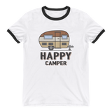 Happy Camper Ringer T-Shirt - OWTwear