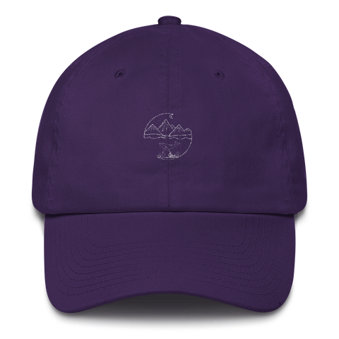 OWT and Tidal Tee's Collaboration Cotton Cap - OWTwear