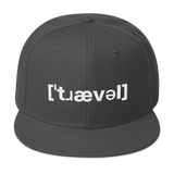 Travel IPA Snapback Hat - OWTwear