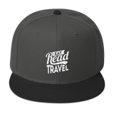 Eat Read Travel Snapback Hat - OWTwear