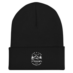 Life a life full of passion...Cuffed Beanie - OWTwear