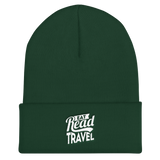 Eat Read Travel Cuffed Beanie - OWTwear