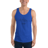 OWT and Tidal Tee's collaboration Unisex  Tank Top - OWTwear