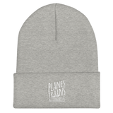 Planes Trains and Automobiles Cuffed Beanie - OWTwear