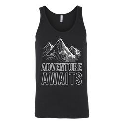 Adventure Awaits Tank Top - OWTwear