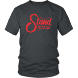 Stand With US Unisex Shirt - OWTwear