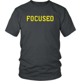 Focused Unisex Shirt - OWTwear