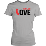 SoCal Love Womens Shirt - OWTwear