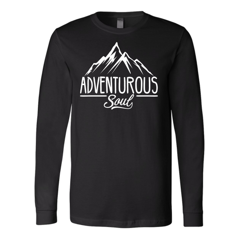 Adventurous Soul Long Sleeve - OWTwear