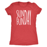 Sunday Funday Ladies Shirt - OWTwear