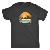 Van in the mountains mens shirt - OWTwear