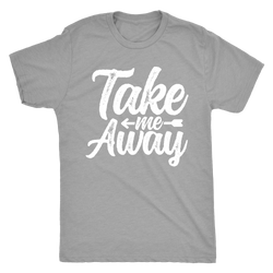 Take Me Away Mens Shirt - OWTwear