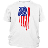 American Flag Youth T-Shirt - OWTwear