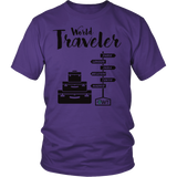 One World Traveler Unisex Shirt - OWTwear