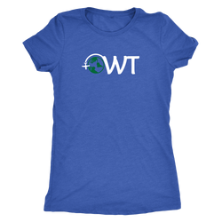 OWT White Logo Ladies Shirt - OWTwear