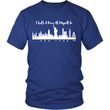 New York Unisex Shirt - OWTwear