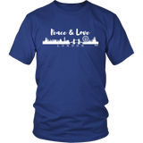 Peace and Love London Unisex Shirt - OWTwear
