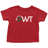 OWT White Logo Toddler Shirt - OWTwear