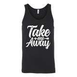 Take Me Away Unisex Tank - OWTwear