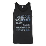 Immerse yourself in the beauty.... Unisex Tank - OWTwear
