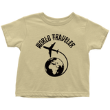 World Traveler Baby Onesie - OWTwear