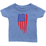 American Flag Infant T-Shirt - OWTwear