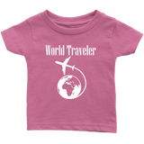 World Traveler Infant Shirt - OWTwear