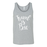 Travel is Bae Unisex Tank - OWTwear